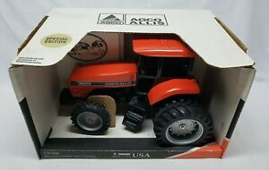 Agco Allis 9655 Tractor With Duals + Cab + FWA By Scale Models 1/16 Special Ed.