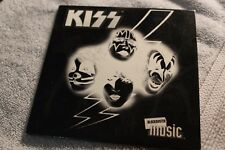 Kiss New York Groove Blockbuster Music Promo CD