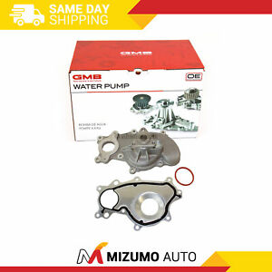 GMB Water Pump 3-Bolt Flange Fit 11-20 Ford Expediton F-150 Lobo Lincoln 3.5L