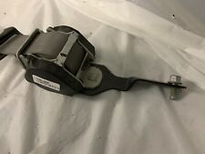 2009 Chevy Malibu Driver Side Left Rear Back Seat Belt Strap Retractor OEM