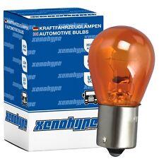 4x PY21W XENOHYPE Classic BAU15s 24 V 21 Watt LKW Kugellampe Blinkerlampe