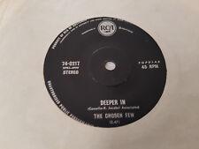 DEEPER IN // THE CHOSEN FEW US SOUL 1969 RCA