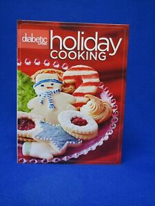 BRAND NEW Better Homes & Gardens Diabetic Living HOLIDAY COOKING cookbook