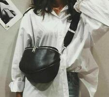 Women Waist Pack Casual Adjustable Chest Bag Unisex Belt Handbag Crossbody Purse