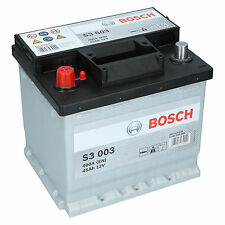 Bosch 12V 45Ah 400A EN S3 003 Autobatterie Starterbatterie PKW Batterie NEU