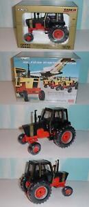 1/16 Case 1070 Black Knight Demonstrator Tractor by ERTL NIB! Never Displayed!