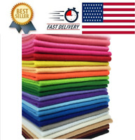 24 pcs 12x 12 merino wool felt sheets wool felt bundle wool blend felt NEW