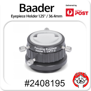 Baader Eyepiece Holder 1 1/4 / 36.4mm #11 Baader Part # 2408195