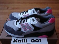 New Balance MT580 Size 11.5 Grey White Pink 3M MT580HOT 2009 B