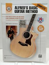 Alfreds Basic Guitar Method 2 Cd Lesson Book Instructional Self Teach T71