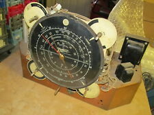 Rare 1937 Zenith 12 Tube Chassis Only For 12 U 158 12 U 159 Console Radio