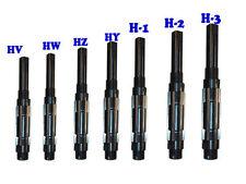 "Adjustable Hand Reamer Set Of 7pcs HV to H3 (1/4"" - 15/32"") High Quality"