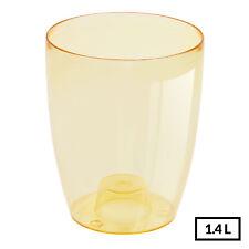 Growth Technology Ltd Pocl15m Clear Orchid Pot 15cm - White 1