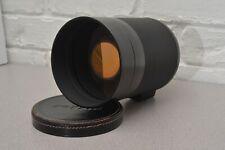 New listing Nikon Nikkor Reflex 500mm F/5 Reflex Mirror Lens W/ Case and Filters - Rare