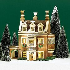 DEPARTMENT 56 DURSLEY MANOR DISPLAYED FIGURINE 56.58329