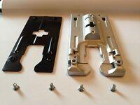 MAKITA BJV180 DJV180 18v jigsaw 4351fct 4350fc foot base plate 4 screws**