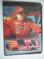 Bill Elliott & McDonald's Car 8 x 10 Nascar Photo on thin stock paper