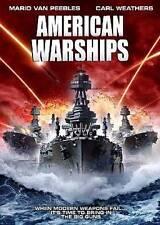 American Warships (DVD, 2012)  Mario Van Peebles, Carl Weathers
