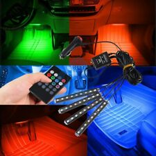 48 LED Car Charge Interior Floor Decorative Atmosphere Light Accessories Lamp US