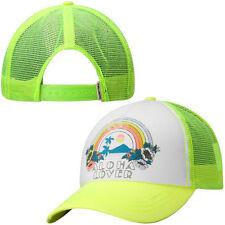Billabong Juniors Lemon Twist Have A Nice Wave Snapback Trucker Hat