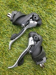 Shimano Tiagra  ST-4600 STI 2 x 10 speed shifters Road bike brake Levers double