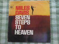 Miles Davis seven steps to heaven  Rare Original 1964 Aust  1st Press Vinyl NM