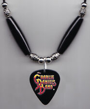 Charlie Daniels Band Charlie Daniels Signature Black Guitar Pick Necklace - 2018