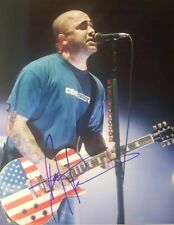 Aaron Lewis Staind Hand Signed 8x10 Autographed Photo w COA