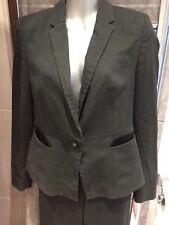Next Ladies Trouser Suit Size 8