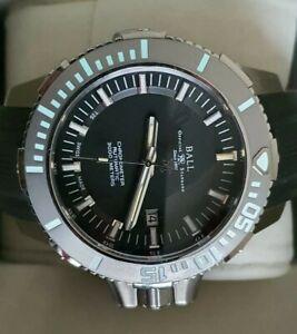 BALL Engineer Hydrocarbon Deep Quest Divers Watch DM3000APC-JBK Black Dial