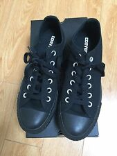 Super Sale NEW CONVERSE ALL STAR Platform Low Top In US Sz7.5