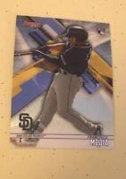 2018 Bowman's Best base card Padres RC FRANCISCO MEJIA
