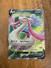 Milotic V Full Art Pokemon Card 179/192 Rebel Clash *MINT*