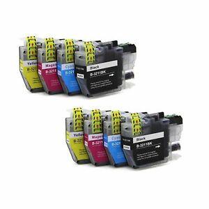 Lot NonOEM Ink Cartridges fits Brother LC3211 / LC3213 DCP-J572DW /  J772DW