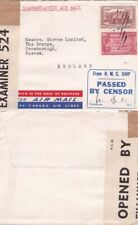 Canada  WW2  t AM  not DS for  security reason from HMC ship and censored