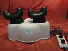 OxyPro Variable 5 Speed Foot Leg Back Chi Exercise Circulation Massager F007