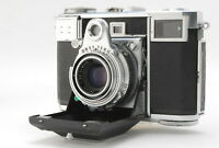 [RARE MINT]Zeiss Ikon Contessa 35 Folding Camera w/Tessar 45mm F/2.8 Japan