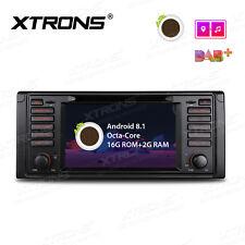 Android 8.1 DVD GPS Navi Bluetooth 5.0 Autoradio RDS für BMW E39 5er M5 E38 7er