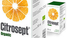 Citrosept Organic Grapefruit Seed Extract 50 ml - Support resistance