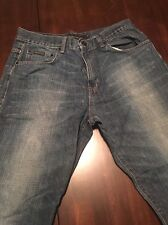 Men Calvin Klein Jeans Relaxed Straight Size 34