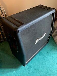 VINTAGE MARSHALL 1960A 4x12 speaker cabinet with vintage Celestion G12M-25