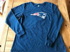 NFL Pro Line New England Patriots Tom Brady Long Sleeve Tee Women's XXXL