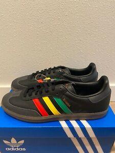 Adidas Samba OG Ajax AFC Bob Marley Tribute Three Little Birds Unreleased GX2913
