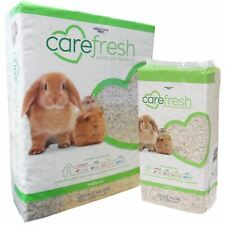 More details for carefresh natural small pet bedding rabbit hamster gerbil - 14l or 60l