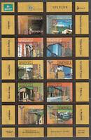 Venezuela - Mail 2003 Yvert 2255/64 MNH