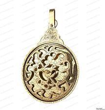 Hanging Brass Arabic Astrolabe Globe Maritime Navigational Astrological Calendar