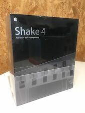 *BRAND NEW APPLE Shake 4 software - Complete in shrink-wrap RRP$899