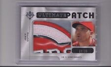 JOEY VOTTO 2009 Ultimate Collection Jumbo Jersey LOGO Patch Reds 28/35