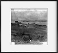 Photo: Suisun Bay, from U.S., Armory Grounds, Benicia, Solano County, California
