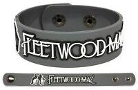 Fleetwood Mac wristband rubber bracelet
